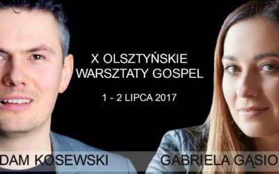 X Olsztyńskie Warsztaty Gospel
