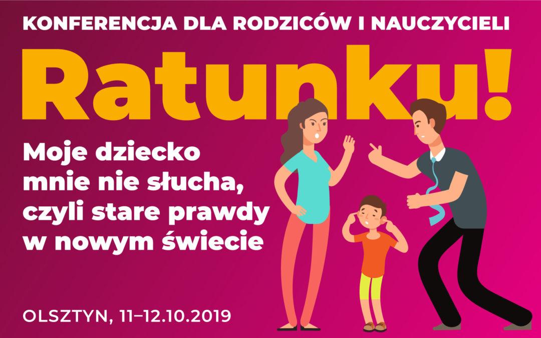 Konferencja dla Rodziców i Nauczycieli