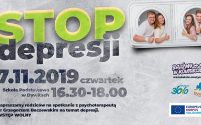 Stop depresji!